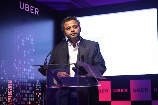 Pradeep Parameswaran, a former McKinsey executive, joined Uber India in January last year and was head of operations.
