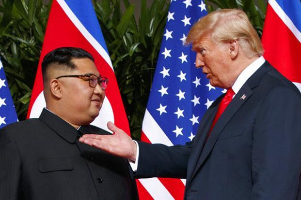 The move comes after US President Donald Trump's pledged to end 'war games' after his summit with North Korean leader Kim Jong Un last week. Photo: AP