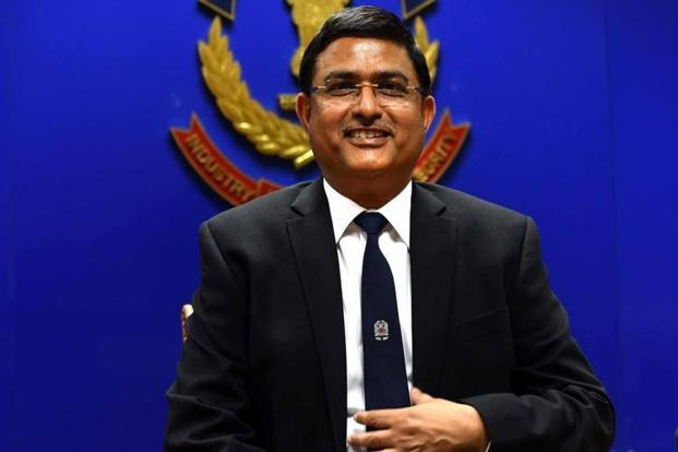 CBI special director Rakesh Asthana was in Kolkata to review progress of the chit fund cases. Photo: PTI.