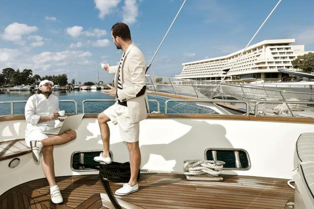 A cruise is an interesting location for a conference. Photo: iStock