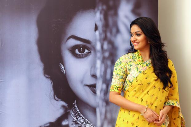 Keerthy Suresh's Telugu film, 'Mahanati', has collected about Rs 55 crore worldwide.
