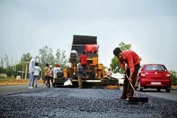 Four road developers have raised around ₹1,100 crore since January. Photo:  Reuters