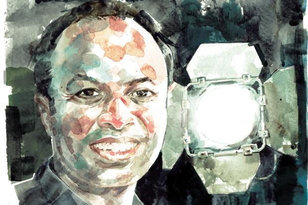 Anirban Das Blah, the founder and managing director of Kwan Entertainment & Marketing Solutions. Illustration: Jayachandran/Mint