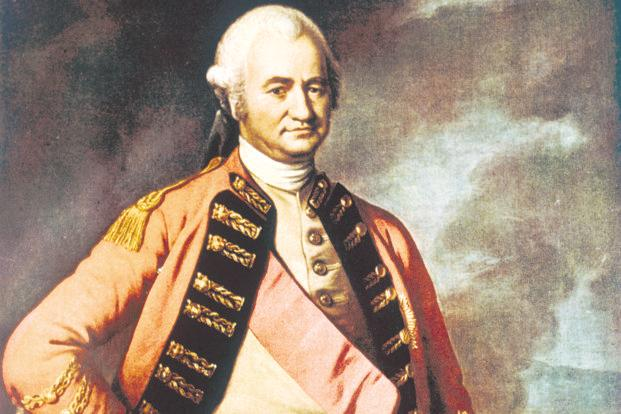 Robert Clive, the man who inaugurated the British Raj in India was laid to rest in an unmarked grave, his name associated forever since with greed, tragedy, and scandal. Photo: Getty Images
