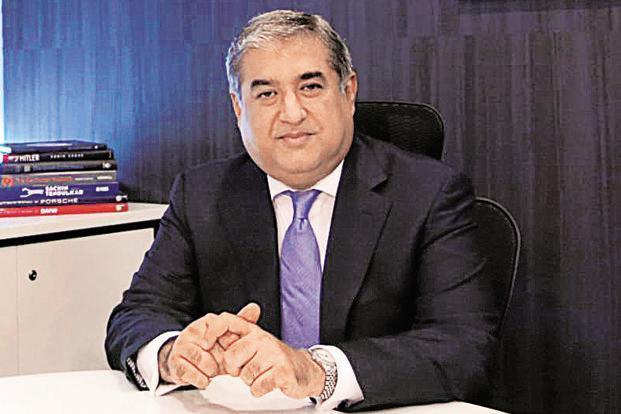 Rajiv Kochhar, founder of Avista Advisory Group and ICICI Bank CEO Chanda Kochhar's brother-in-law.