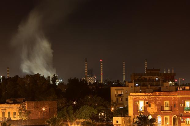 Ilva has been dogged by charges of corruption and environmental crime for years, charges that it denies. Photo: Reuters