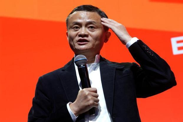 Alibaba Group founder Jack Ma. Photo: Reuters