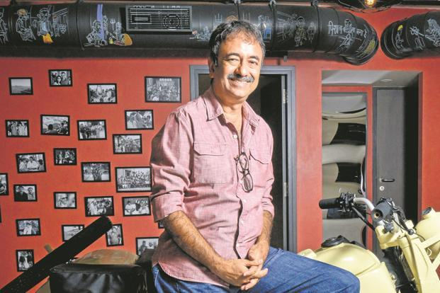 Filmmaker Rajkumar Hirani's fifth film 'Sanju', a biopic on Sanjay Dutt, releases in theatres today. Photo: Mint