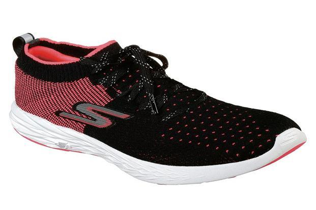 The GoRun 6 is better- looking than some recent Skechers shoes.