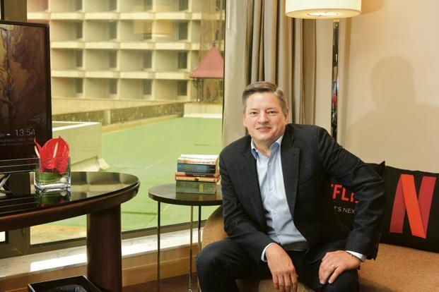 Ted Sarandos, chief content officer Netflix