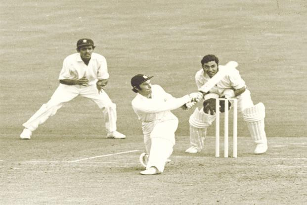 The first two Tests of the India's 1971 tour of England were evenly matched. Photo: Getty Images