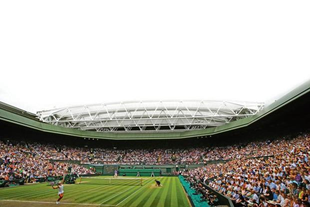 That English Summer 50 Years Ago Marked The First Time That Wimbledon Would Be