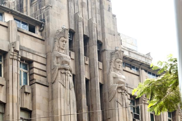 Mumbaiu0027s New India Assurance Building Was Built In Art Deco Architecture  Style. Photo: Courtesy