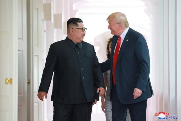 The report says North Korean leader Kim Jong Un may try to hide those facilities as he seeks more concessions in nuclear talks with the Trump administration. Photo: Reuters
