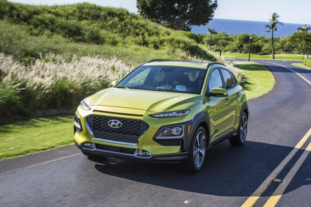 The Hyundai Kona Which Is Likely Compact Sports Suv That South Korean Carmaker Plans