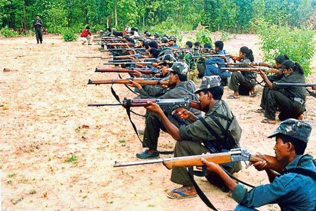 The Maoists' main recruitment is from Karnataka and Chhattisgarh, but they prefer to stay in Kerala parts of the Western Ghats, according to an intelligence report. Photo: HT