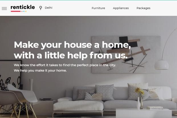 Rentickle is today among the top five-six rental companies, which offer a range of products on rent to youngsters, who are not keen to invest in buying them