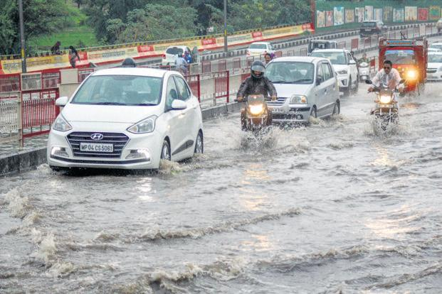 The intra-seasonal variability of the south-west monsoon is a major problem in India. Photo: PTI