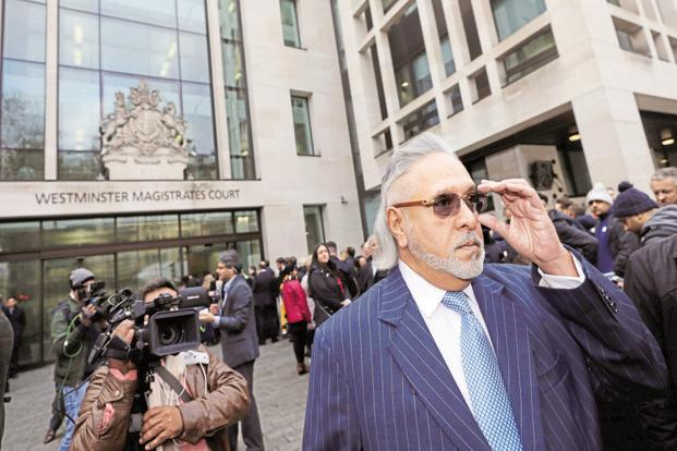Vijay Mallya is fighting extradition to India on fraud and money laundering charges worth nearly ₹ 9,000 crore. Photo: Reuters