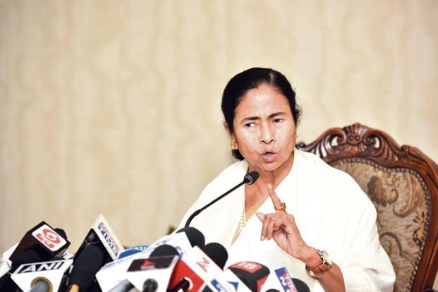 West Bengal chief minister Mamata Banerjee. The state has decided not to invest aggressively to ramp up renewable energy generation capacity.