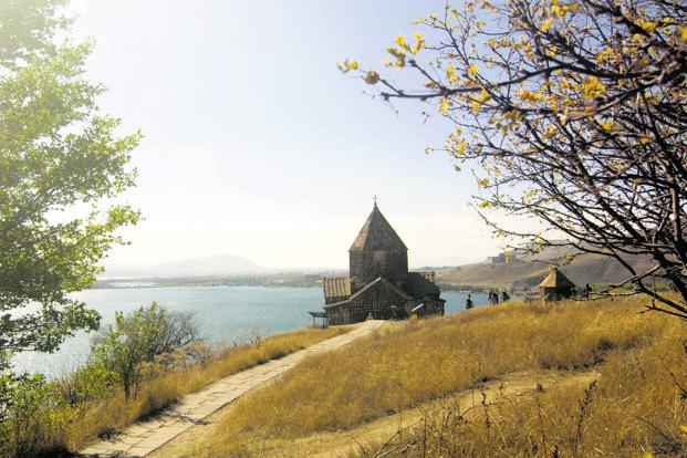 Sevanavank monastery. Photo: Sugato Mukherjee