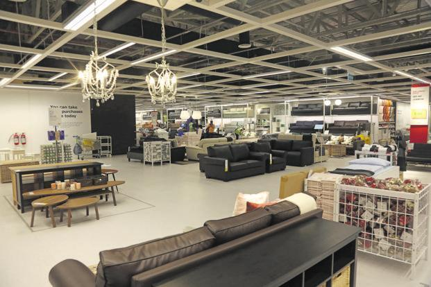 Ikea to open its first india store in hyderabad on 19 july for Ikea store online shopping