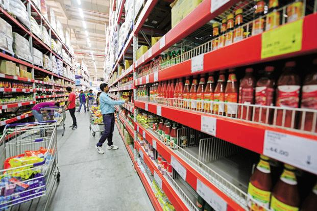 While GST rates for most products have remained the same in past one year, the markup charged by firms varies across cities and time frames. Photo: Ramesh Pathania/Mint