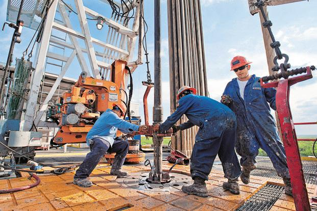 Oil prices at highest level in three years