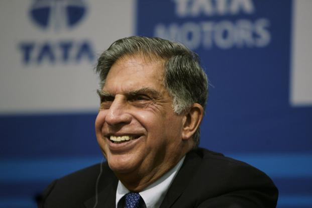Ratan Tata will be present in the event that will mark the concluding ceremony of the centenary year celebrations of Nana Palkar, Sangh pracharak. Photo: AP