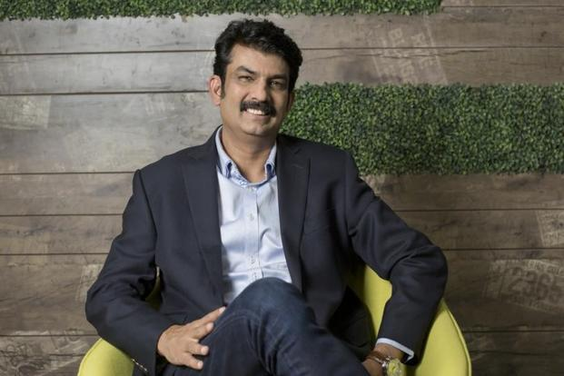 Rajesh Magow, co-founder and CEO, MakeMyTrip