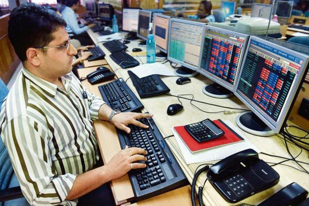 BSE Sensex had gained 665 points in the previous three sessions. Photo: PTI
