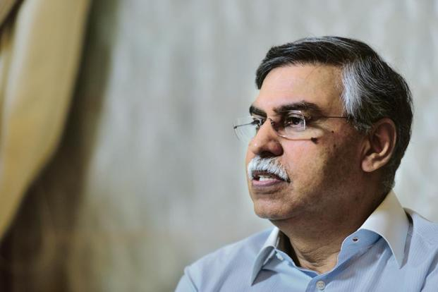 Sunil Munjal is a parton of arts. Photo: Pradeep Gaur/Mint