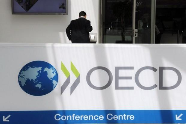 Global growth would slow as rates in the big emerging economies, now on average over 5%, converged with the 2% expected on average in OECD counties by 2060. Photo: AFP