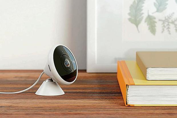 Logitech Circle 2 is an affordable smart home camera options.