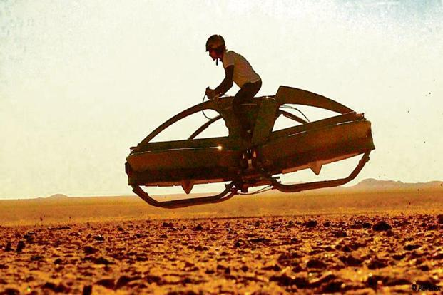 Hoverbike.