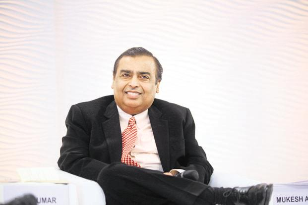 Mukesh Ambani has added $4 billion to his fortune this year as Reliance doubled its petrochemicals capacity and investors cheered the success of his disruptive telecom upstart Reliance Jio. Photo: Pradeep Gaur/Mint