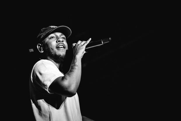 You can't download Kendrick Lamar's Pulitzer-winning album, 'To Pimp A Butterfly', in its original version on the Indian iTunes. Photo: Alamy