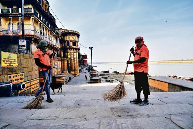 The Swachh Survekshan survey will be carried out in August. Photo: Mint