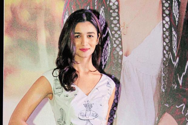 Bollywood actor Alia Bhatt. Photo: PTI
