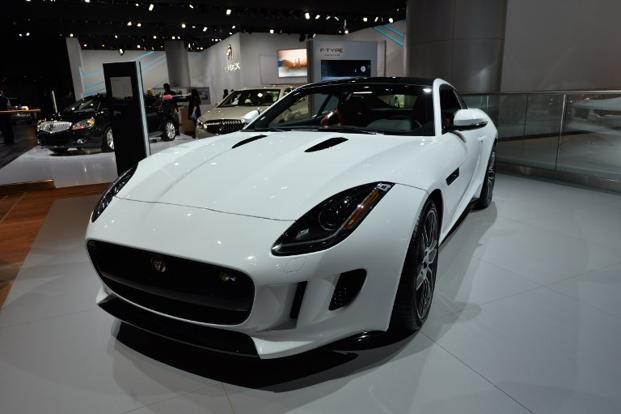 Jaguar F Type 2.0 Litre Coupe Comes With A Four Cylinder Ingenium Petrol  Engine