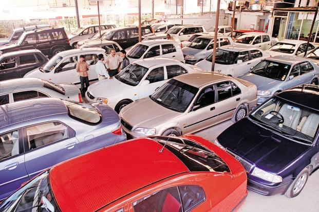 The used car market in India has become larger than the new car market. Photo: Mint
