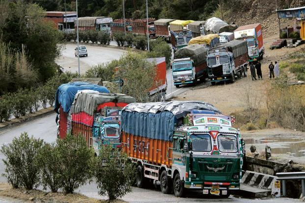 Maximum Axle Weight For Trucks : Ministry of road transport highways notifies increase in