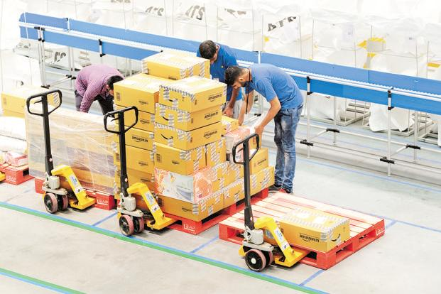 Amazon doesn't release Prime Day sales figures. Photo: Mint