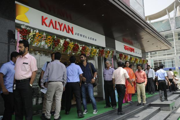 Kalyan Jewellers opened its first store at Thrissur in Kerala in 1993 and will be launching its 100th showroom in August in the country. It has operations across 122 locations globally.  Photo: HT