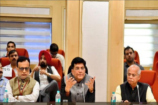28th GST Council meeting in Delhi