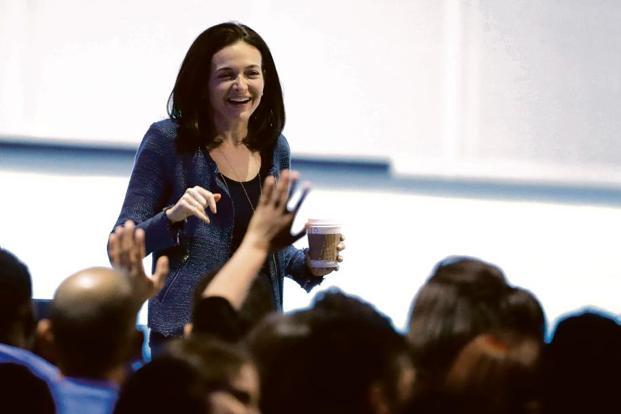 Sheryl Sandberg's take on work culture is an engaging read. Photo: Reuters