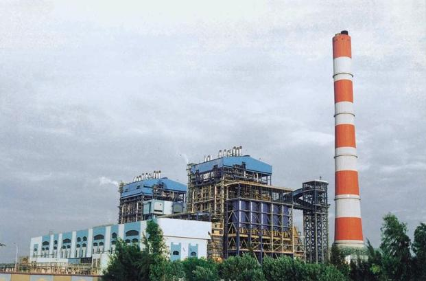 A BHEL power plant at Simhadri. BHEL's revenue from the power segment during the quarter under review increased to Rs4,636.18 crore, from 4,335.63 crore a year ago.