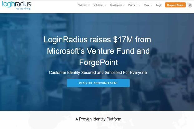 After the funding, ForgePoint and M12 nominees will join the LoginRadius board