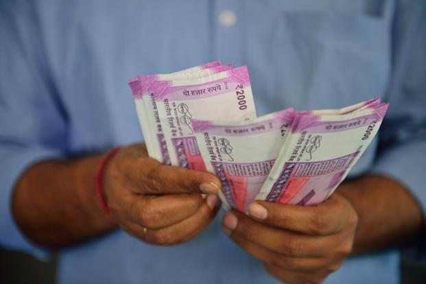 So far this year, the rupee has weakened 7.36% against the US dollar.