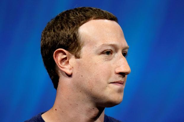 Facebook shares plunge as growth stalled by scandal